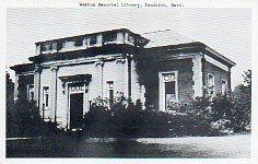Weston Memorial Library, Sandwich, MA