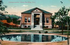 Red Wing, MN Carnegie-Lawther Library