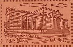 Pawtucket, RI's Debora Cook Sayles public library