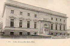 Fall River, MA Public Library