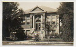 Aylmer, Ontario Carnegie library