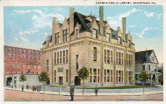 Johnstown Carnegie Library, PA