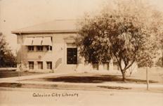 Calexico, CA Carnegie Library