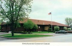 Upper Sandusky Community Library.