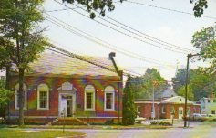 Albert Wisner Memorial Library, Warwick, Orange Co., NY