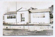 Juneau, AK public library