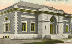 Bugbee Memorial Library of Danielson, CT