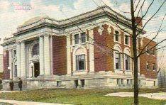 Kewanee, IL Carnegie library