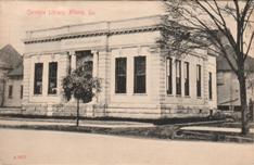 Albany, GA Carnegie library