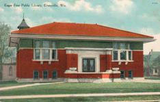 Evansville, WI's Eager Free Library