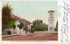 Beale Memorial Library, Bakersfield, CA