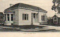 Torrington, CT public library
