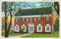 Dennis Library, Newton, NJ