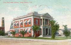 Long Beach, CA City Hall & Public Library