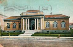 Fresno, CA Carnegie library