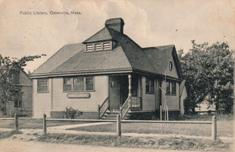 Osterville, MA public library