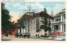Public Library, Jacksonville, FL