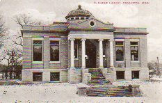 Crookston, MN Carnegie library