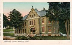 Beardsley & Memorial Library of Winsted, CT