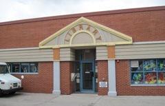 Annex of library, Lincoln, IL