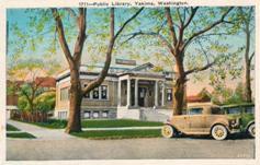 Yakima, WA Carnegie library