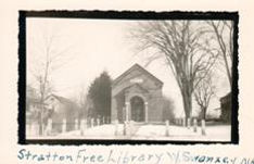 Stratton Free Library, W. Swansee, NH