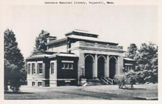 Lawrence Memorial Library, Pepperell, MA