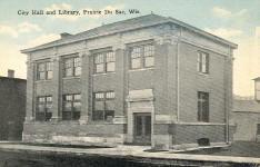 Prairie du Sac (WI) public library