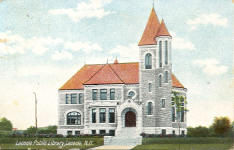 Gale Memorial Library, Laconia, NH