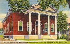 Wood Library, Canandaigua, NY
