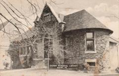 Radnor Memorial Library, Wayne, PA