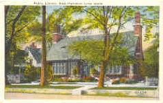 East Hampton, Long Island public library