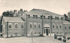 Wadleigh Memorial Library, Milford, NH