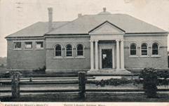 Groton, MA public library