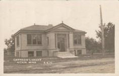 Aitkin, MN Carnegie library, Type A plan