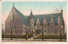 Albright Memorial Library, Scranton, PA