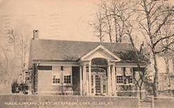 Port Jefferson, Long Island, public library