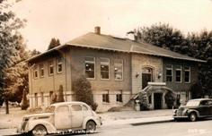 Puyallup, WA Carnegie library