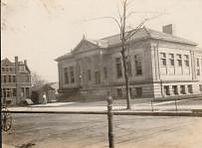 RPPC of Jacksonville, IL Carnegie library