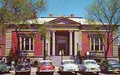 Chicopee, MA public library