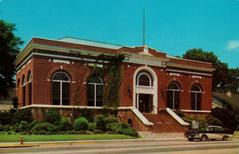 Florence, SC public library
