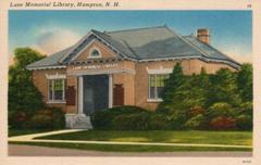 Lane Memorial Library, Hampton, NH
