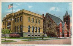Ericson Library, of Boone, IA