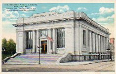 Reading, PA Carnegie library