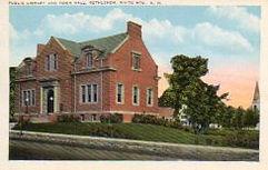Bethlehem, NH public library