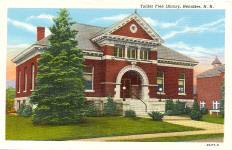 Tucker Free Library, Henniker, NH