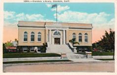 Gelendale, CA Carnegie library