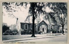 Columbia City, IN public library
