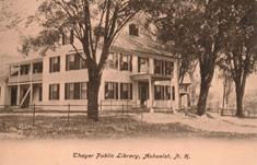 Thayer Public Library, Ashuelot, NH
