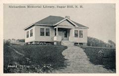 Richardson Memorial Library, Sugar Hill, NH
